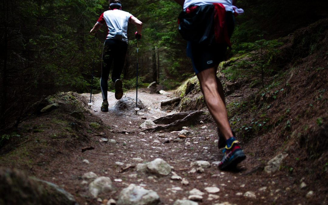 Courir ou méditer :  mes 2 façons préférées de me connecter à la nature