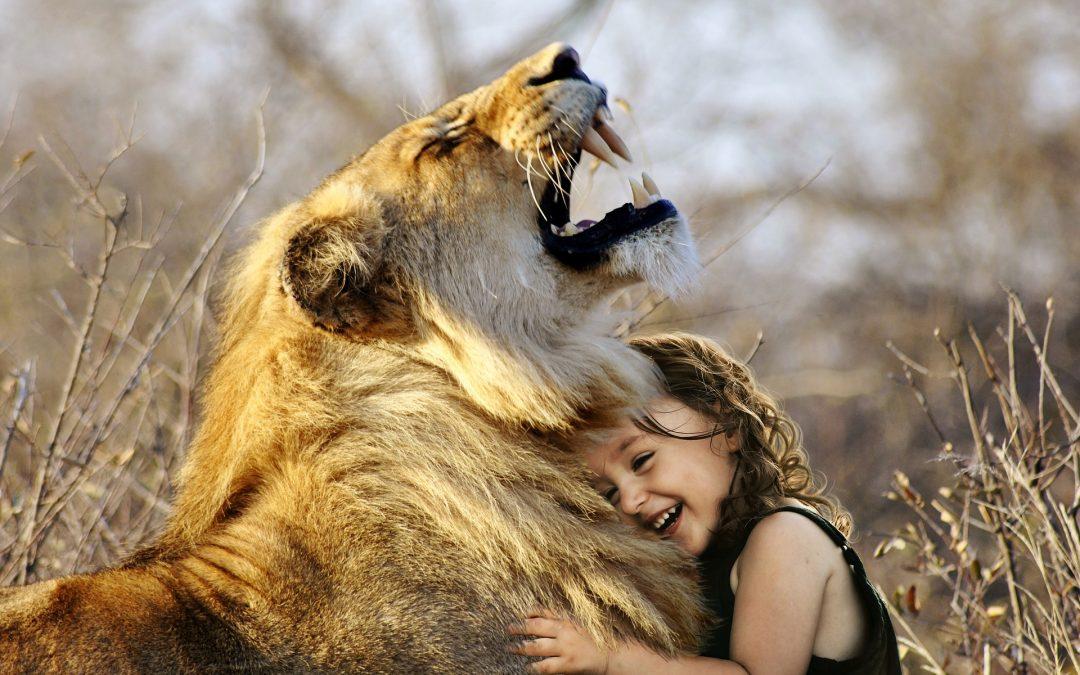 Comment apaiser votre enfant hypersensible (même si vous n'avez pas de douce crinière) ?